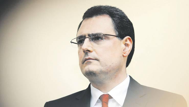 SNB-Chef Thomas Jordan: noch stärker unter Druck.