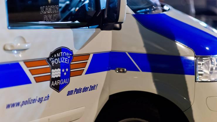 BMW-Fahrer schleudert in die Wiese hinaus und donnert beinahe in die Patrouille der Regionalpolizei. (Symbolbild)