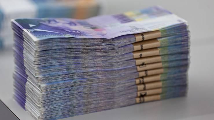 Kanton unterstützt 20 Projekte mit 3,3 Millionen Franken. (Symbolbild)