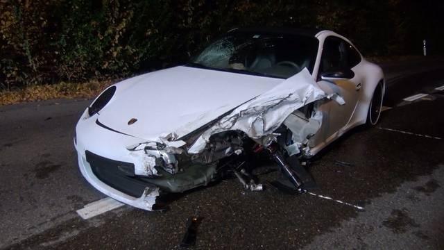 Luxusauto-Fahrer verursachen mehr Unfälle