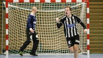 Mit einem Sieg gegen den HSC Suhr Aarau konnte der RTV endlich seine Niederlagenserie beenden.