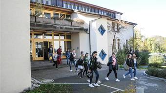 Entscheid im Seetal: Die Bezirksschule Fahrwangen wird  aufgehoben.