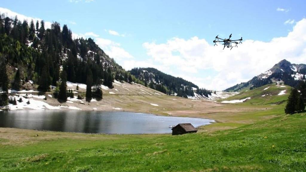 Der Widerstand wächst: Toggenburger wollen keine Militär-Drohnen in ihren Bergen