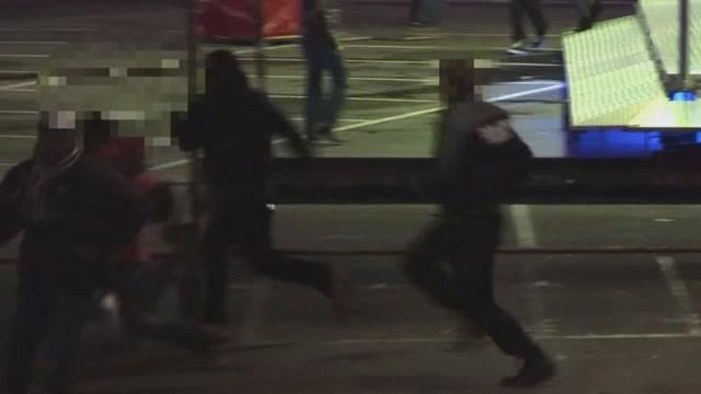 Schützenmatte: Schon wieder Attacke auf Polizisten