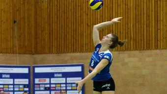 Zeigte einmal mehr ein starkes Spiel: Topskorerin Maja Storck.