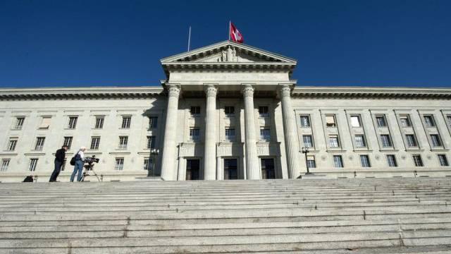 Blick aufs Bundesgericht (Archiv)