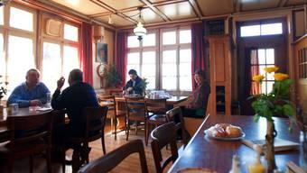 Wo bleiben die Gäste? Überaus viele Beizen mussten in den letzten Jahren im Aargau schliessen.