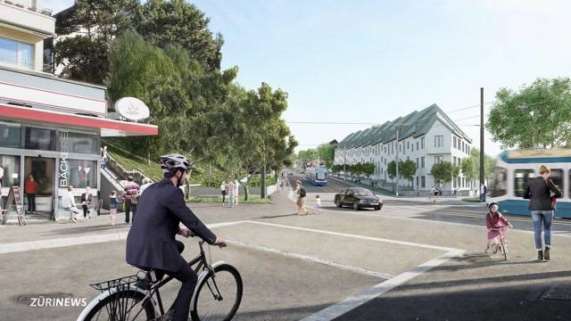 Umbau Rosengartenstrasse: Reaktionen