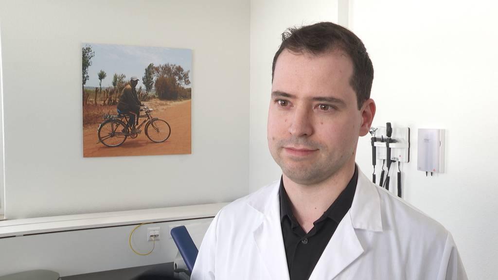 St.Galler Infektiologe: «Jeder Fünfte hat schwere Symptome»
