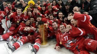 Lausanne ist nach viertem Sieg gegen Olten NLB-Meister.