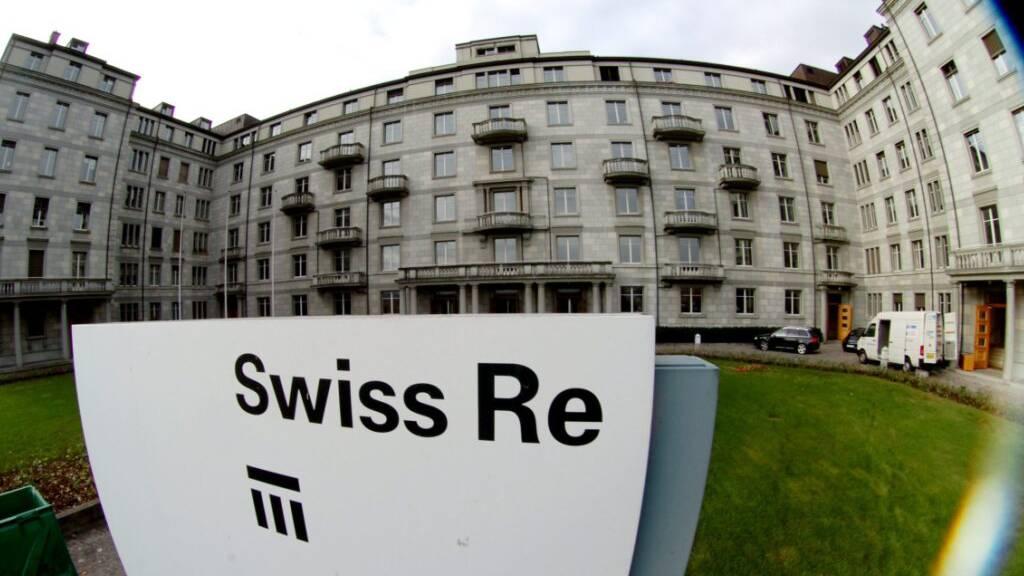 Swiss Re erzielt hohen Gewinn im Halbjahr