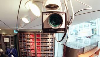 Das Bundesgericht hat die Regeln für polizeiliche Videoüberwachung präzisiert. (Symbolfoto)