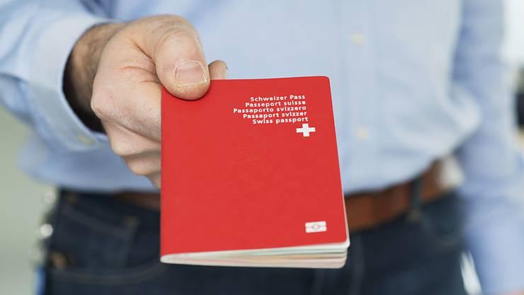 Einbürgerungen sind im Kanton Zürich erwünscht. (Symbolbild)