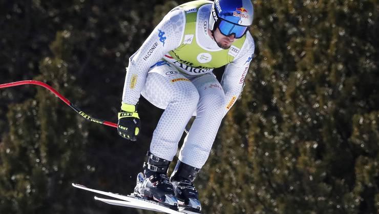 Schnellster im zweiten Training: Dominik Paris bläst auf dem spärlich bekannten Kurs in Andorra zum Angriff auf Beat Feuz