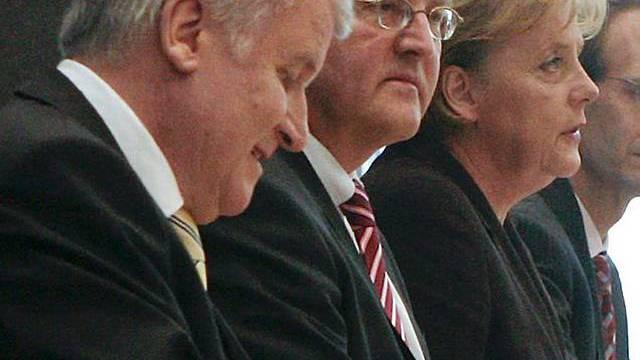 Vertreter des Koalitionsausschusses