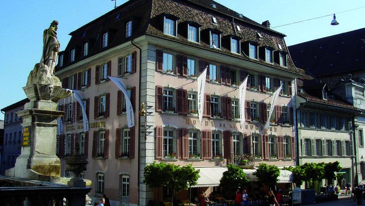 Das Hotel Krone muss bis am 31. Oktober geräumt sein