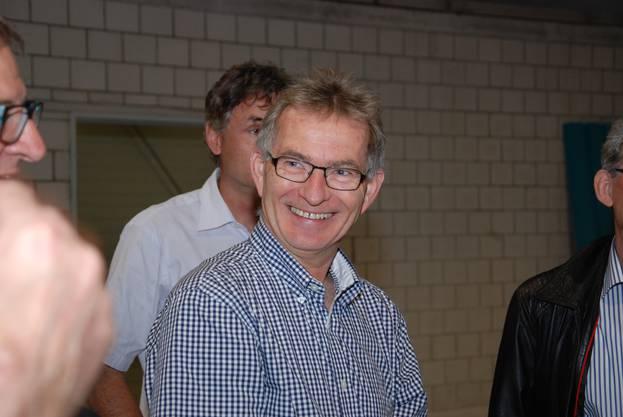 Pius Hüsser freut sich über den Entscheid zum Bau der zweiten Anlage.