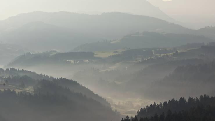 In die abgelegenen Hügel des Emmentals zogen sich viele der mehrere Jahrhunderte lang verfolgten Täufer zurück (Archivbild).