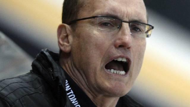 SCB-Coach Larry Huras