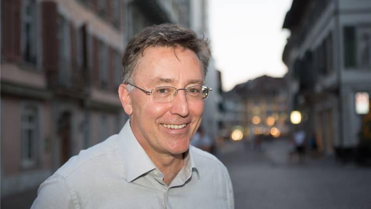 Urs Bucher – bald in Brüssel.A. Kaufmann