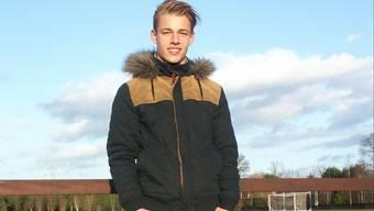 Abenteuer Chelsea: Miro Muheim auf dem Trainingsgelände in Cobham.