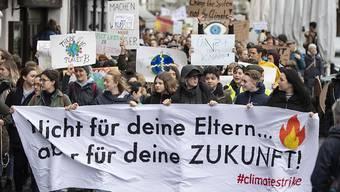 Ende Jahr will der Regierungsrat eine langfristige, verbindliche Klimastrategie präsentieren.  (Archivaufnahme)