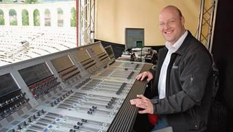 «Dass die 1000er-Grenze fällt, bringt uns wenig bis gar nichts»: Matthias Hösli, Geschäftsleiter vom Veranstaltungstechniker Megatron.