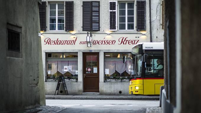 Neustart für das Restaurant zum weissen Kreuz. (Archiv)