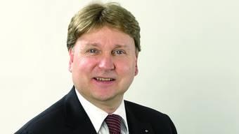 Der neue Gemeindepräsident von Geroldswil: Michael Deplazes (parteilos).