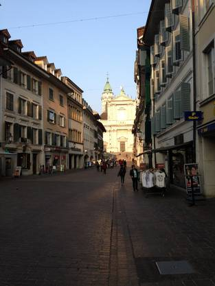 Solothurn ...