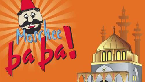 Das inkriminierte Spiel Moschee baba