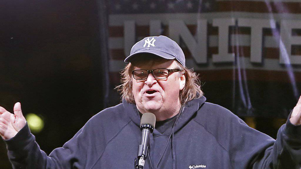 Michael Moore spielt zum ersten Mal am Broadway