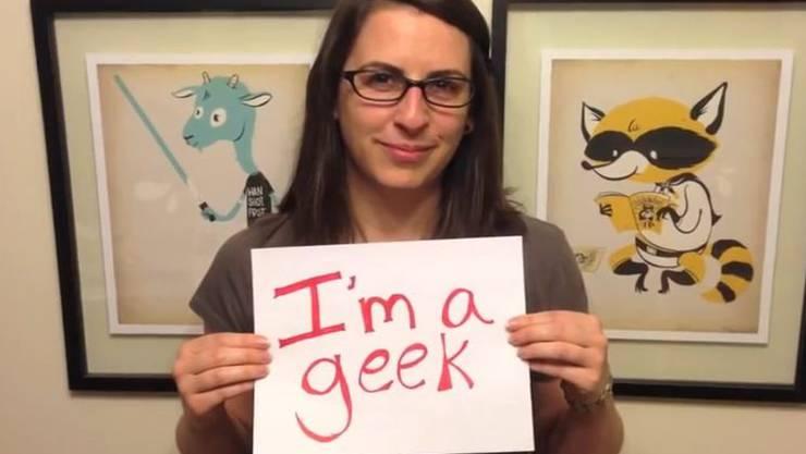 Weibliche Nerds und Geeks outen sich