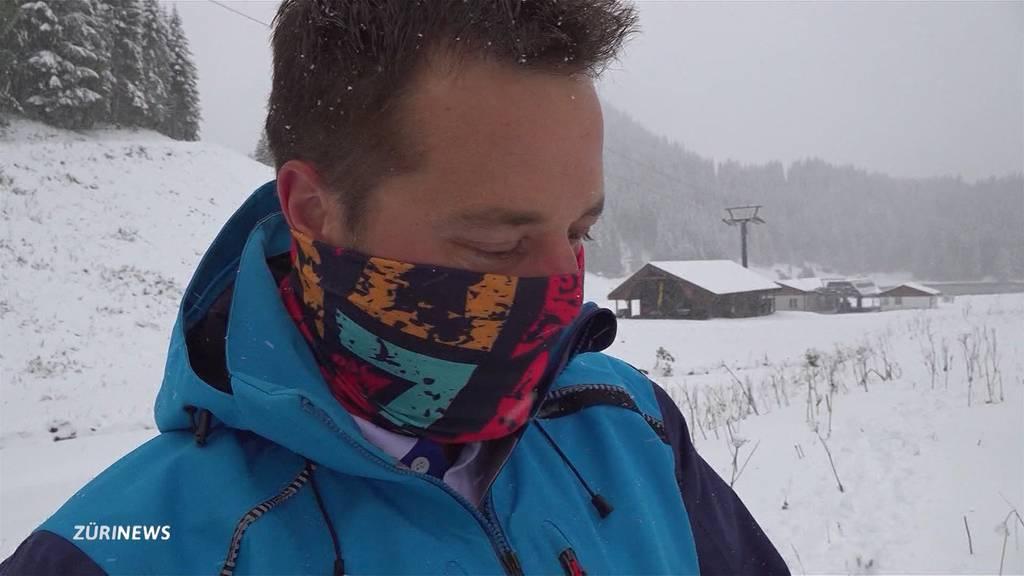 Halsschlauch statt Maske: Seilbahnen-Verband entscheidet sich für neuartigen Schutz