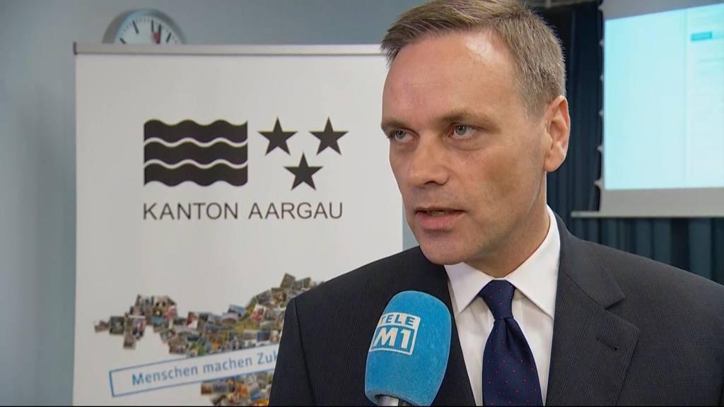 Jean-Pierre Gallati ist neuer Aargauer Regierungsrat