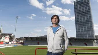 Fussballspiele als Happening mit Jugendhaus-Romantik: Winterhurs Geschäftsführer Andreas Mösli ist der Macher des Schweizer Pendants zum Hamburger Kult-Klub FC St. Pauli.