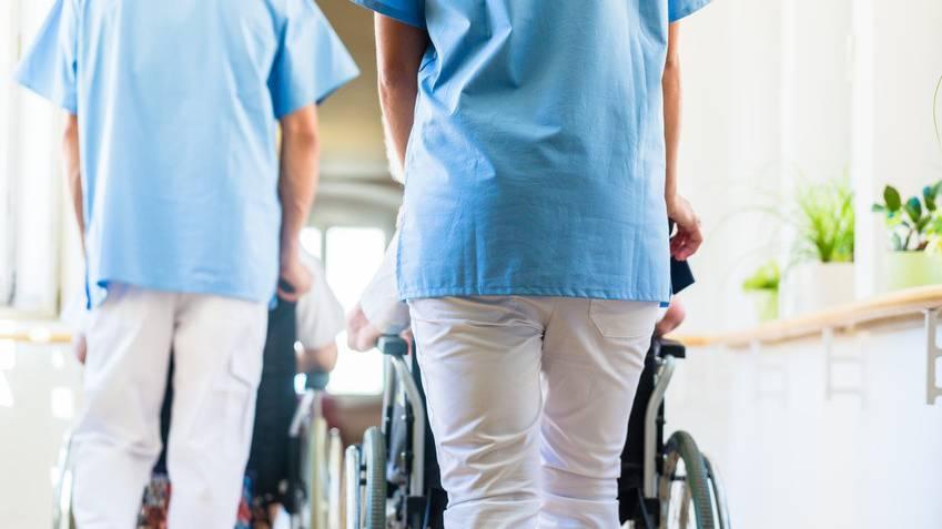 Weniger Patienten in Luzerner Altersheimen