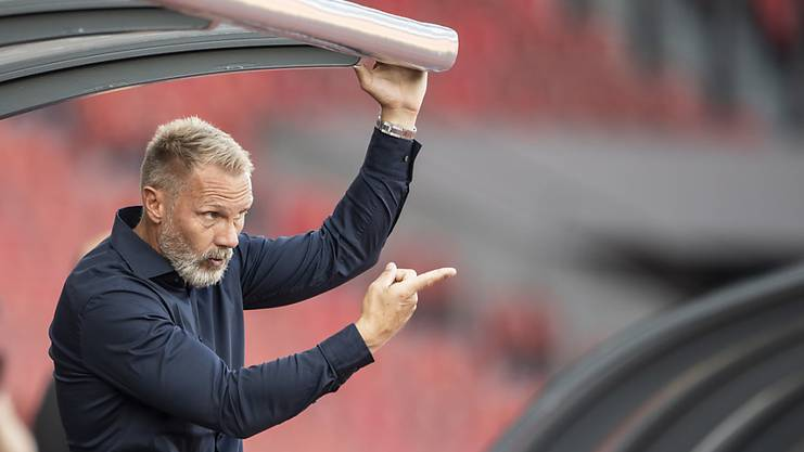 Thorsten Fink: «Die Stimmung im Team ist bestens»