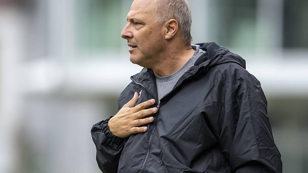 SC Kriens trennt sich von seinem Trainer
