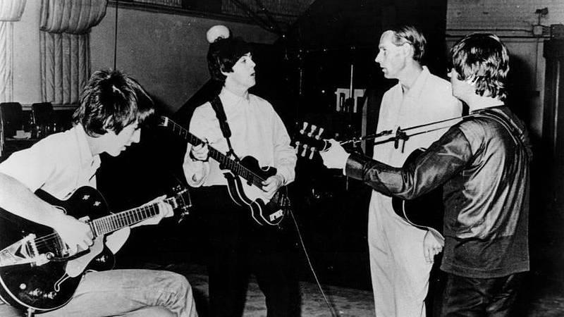 GEORGE MARTIN: Der «fünfte Beatle» ist tot