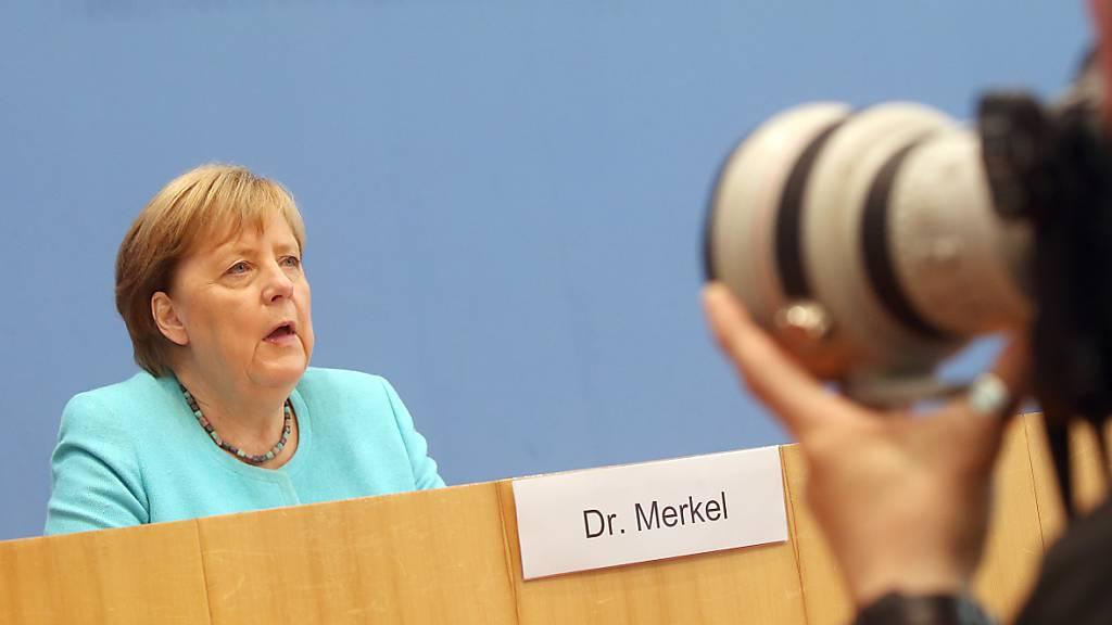 Merkel: Fehlende gemeinsame EU-Asylpolitik schwere Bürde