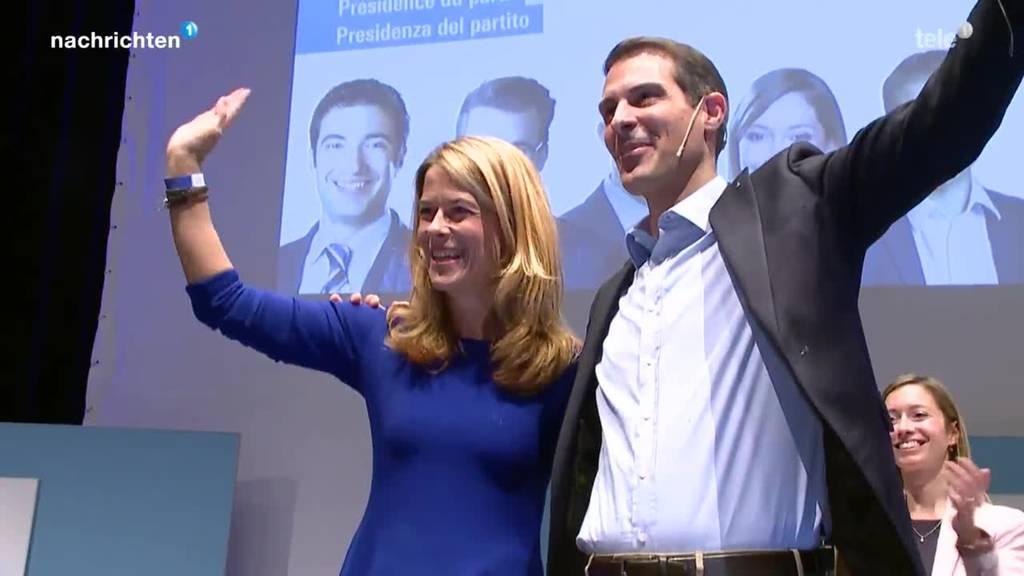 FDP wählt Thierry Burkart als Parteipräsidenten