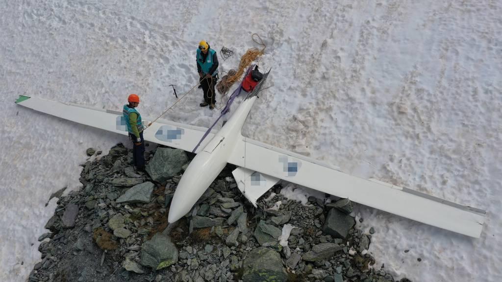 Flugzeugabstürze in Bivio: Tote sind identifiziert