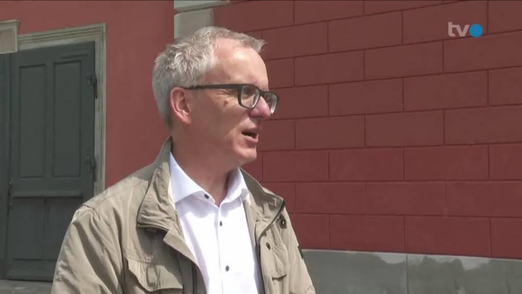 Gewählt: Max Eugster wird neuer Herisauer Gemeindepräsident