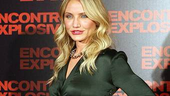 Hollywood-Star Cameron Diaz auf Promotionstour in Brasilien (Archiv)