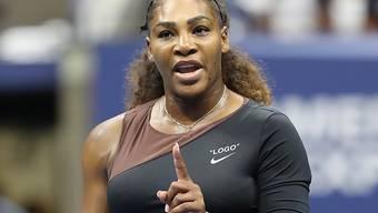 Für einen guten Zweck ausgezogen: Serena Williams