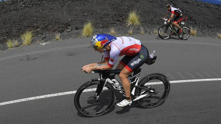 Daniela Ryf war an der Ironman-WM auf Hawaii erneut eine Klasse für sich und verteidigte den Titel aus dem Vorjahr erfolgreich