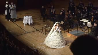 Koloraturen kann sie wie keine andere: Cecilia Bartoli als Cenerentola am Lucerne Festival 2018.