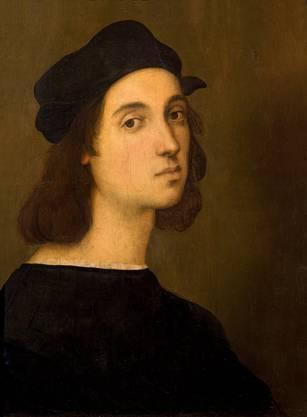 Das kleine Selbstporträt des zarten, melancholischen 23-Jährigen hat unsere Vorstellung von Raffael geprägt, weil es nur wenige gesicherte Darstellungen von ihm gibt. Er malte es 1506 in Florenz, in typischer Reduktion auf fein abgestufte Braun- und Schwarztöne.