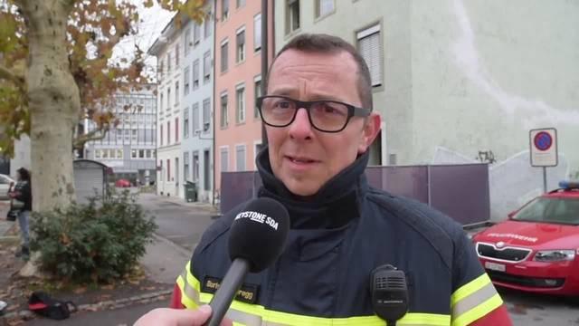 Feuerwehrkommandant Boris Anderegg: «Es war ein sehr einschneidender Einsatz»